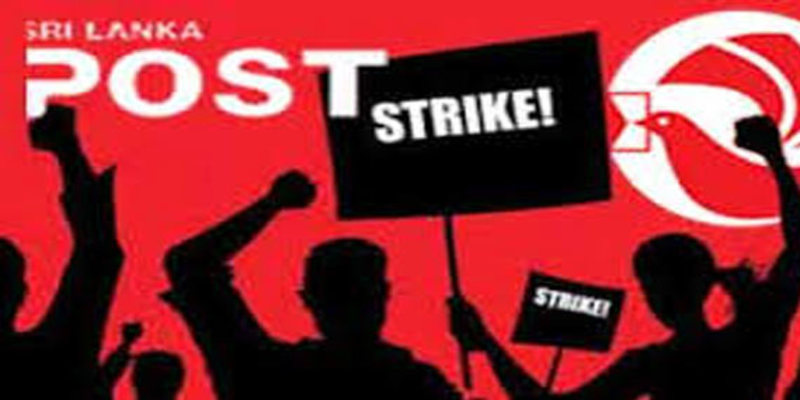 Postal workers on strike over election duty