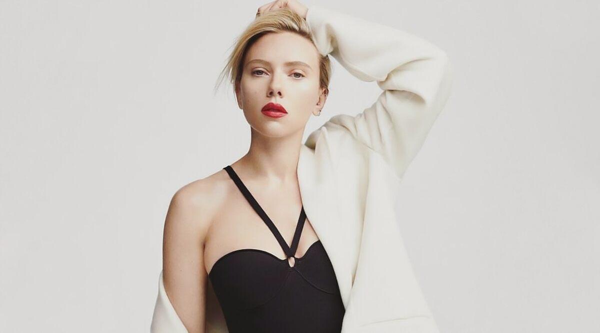 Scarlett Johansson: Pressure to be thin is getting worse