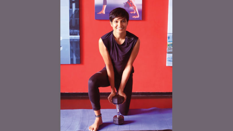 Sripali first Sri Lankan woman cricketer to qualify as a fitness trainer in Australia