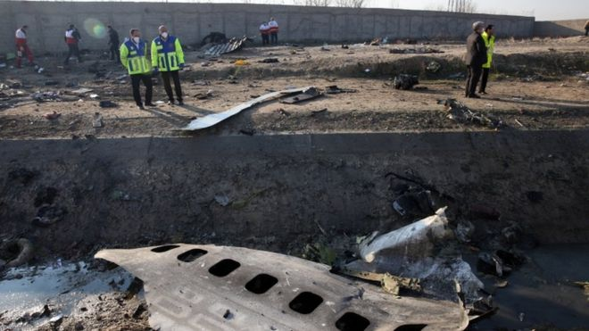 Iran plane crash: 'Human error' to blame for downing of Ukrainian jet