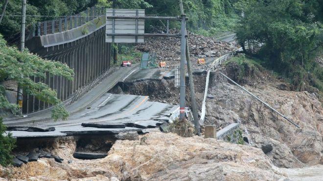 Japan braces for more rain as death toll rises