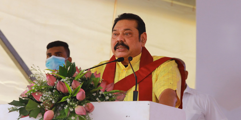 Underworld activities increased after 2015 -PM
