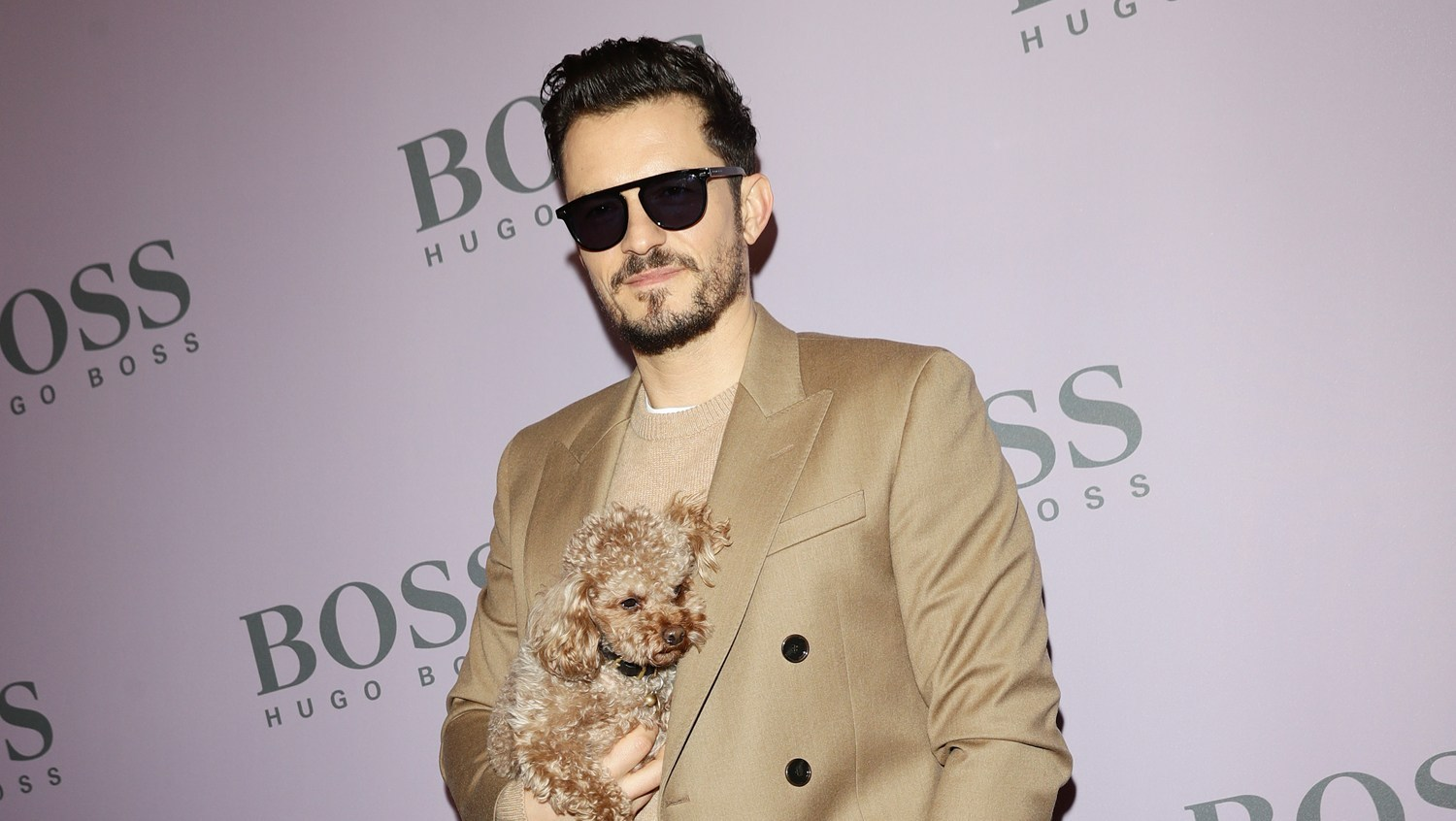 Orlando Bloom mourns his dog's demise with a new tattoo