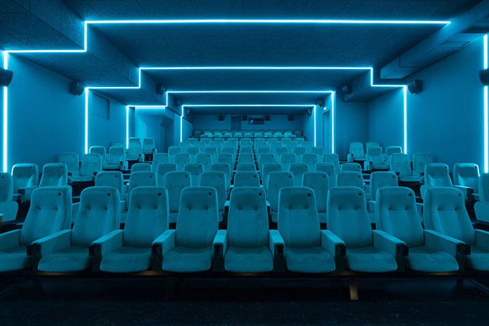 German cinemas want less social distancing