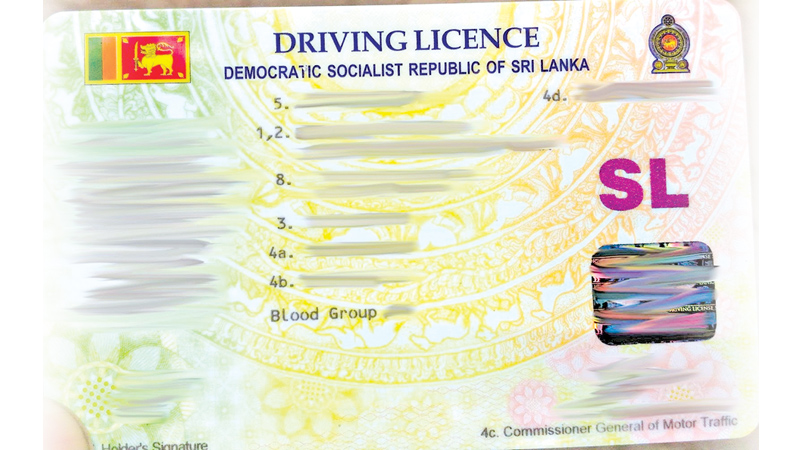 Army to handle printing of driving licenses