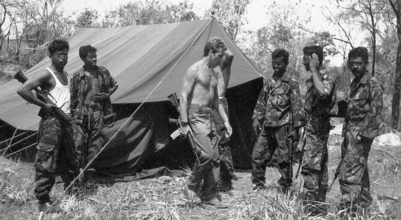 Met police open war crimes probe into UK mercenaries in SL