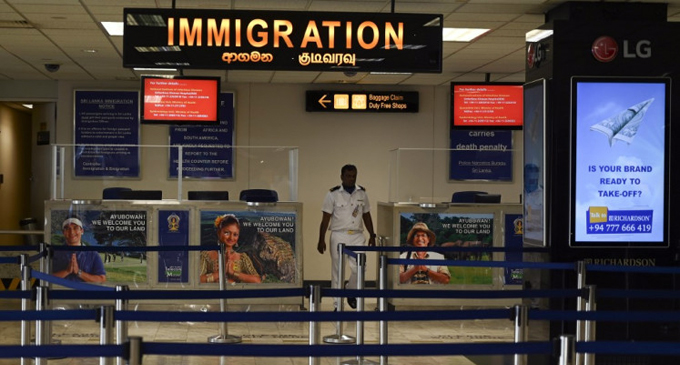 Sri Lankans stranded in the Dubai repatriated