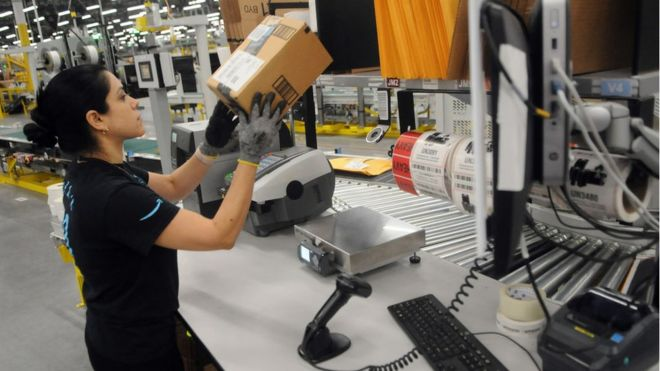 Nearly 20,000 COVID-19 cases among Amazon workers