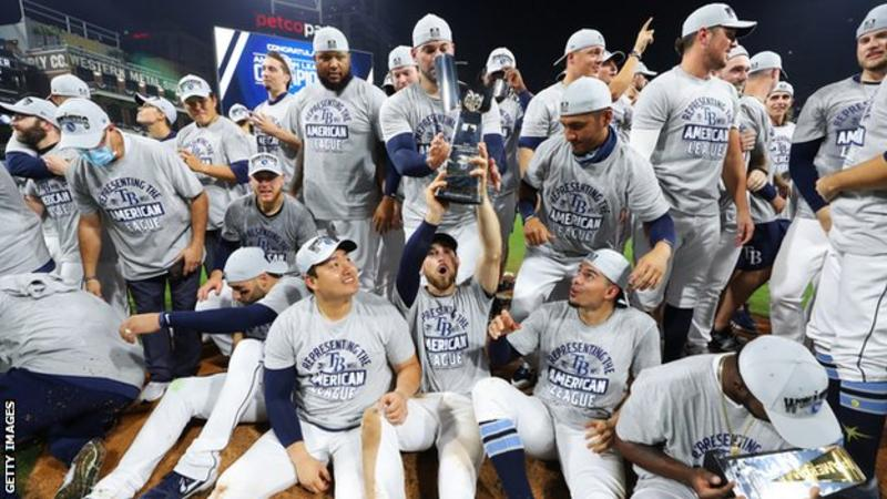 Tampa Bay Rays beat Houston Astros to reach World Series