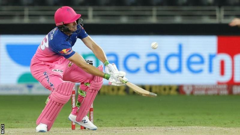 Buttler stars as Rajasthan Royals beat Chennai Super Kings
