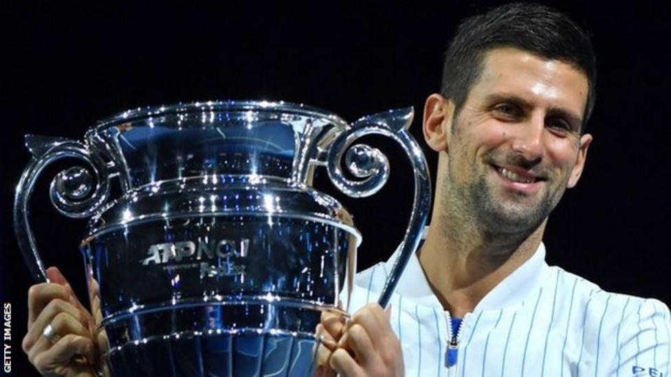 Djokovic and Medvedev win at ATP Finals