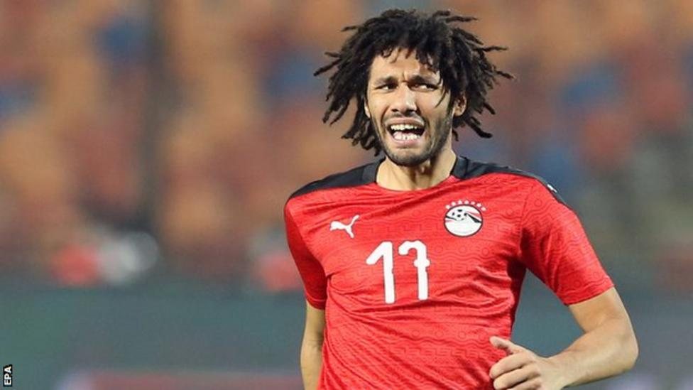 Arsenal's Elneny tests positive for COVID-19