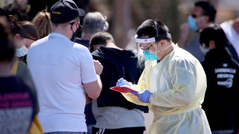 South Australia to enter snap lockdown on 36 cases