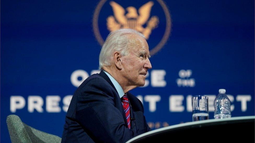 Trump accepts transition to Biden must begin