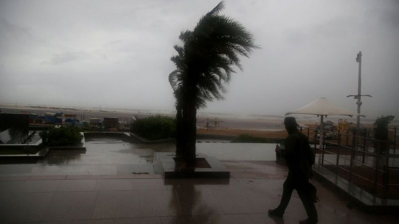 Cyclone Nivar makes landfall in India