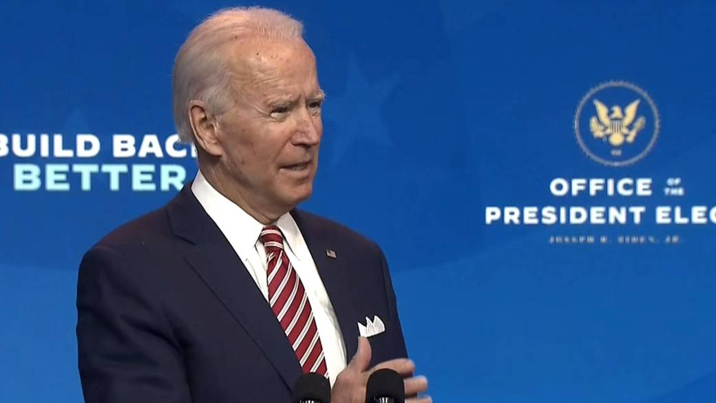 """More people may die"" as Trump transition stalls – Biden"