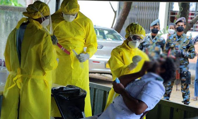 COVID 19 death toll in Sri Lanka crosses the 100 mark