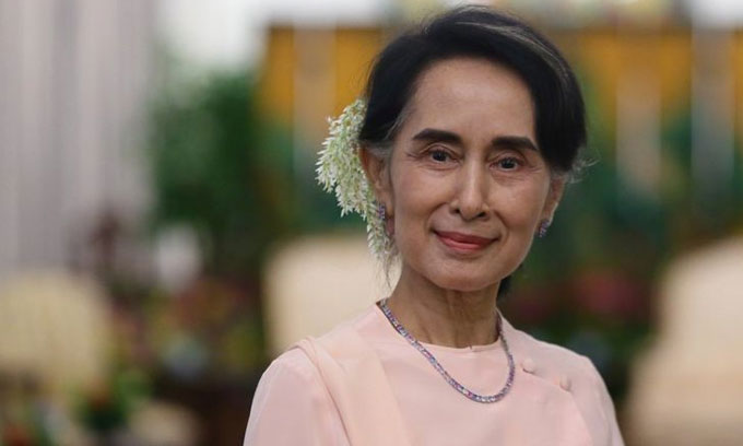 Myanmar: Aung San Suu Kyi's party wins majority in election