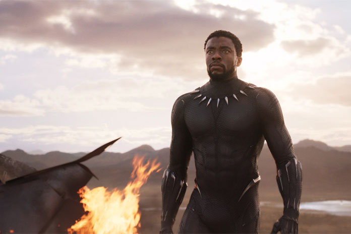 Marvel intro changed to honour Boseman