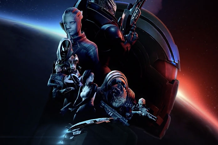 "New and remastered ""Mass Effect"" Games coming"