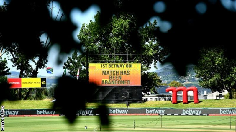 England's 2nd ODI with South Africa postponed