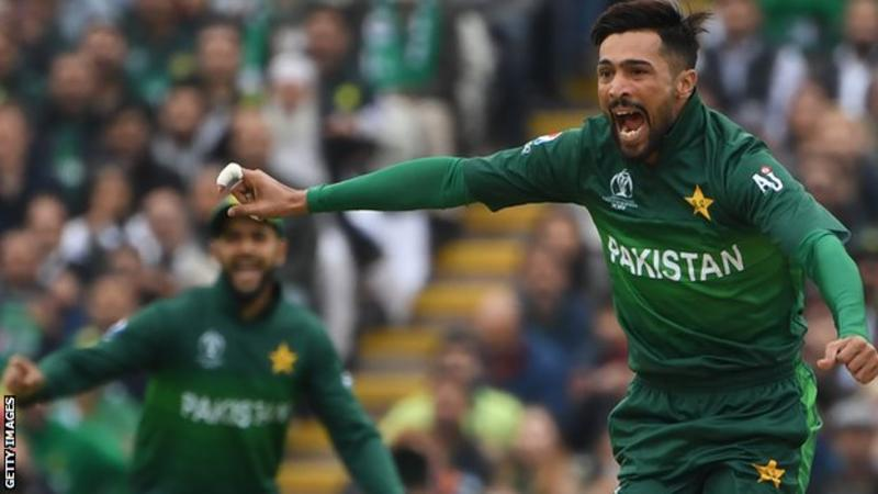Pace bowler Amir retires from Pakistan duty at 28