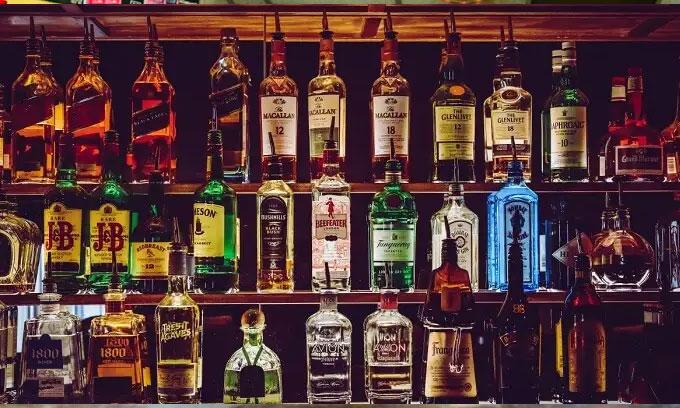 All liquor stores will be closed tomorrow