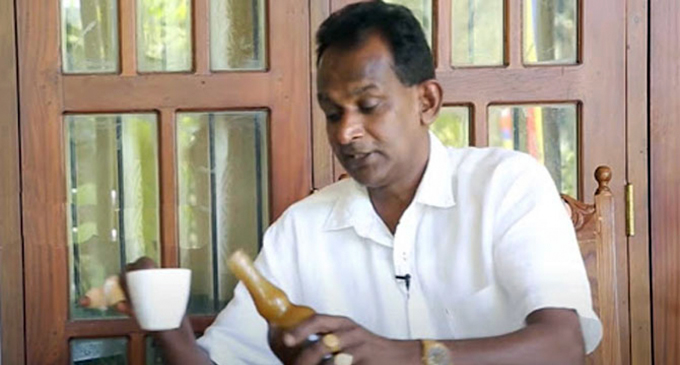 Ayurveda Committee allows clinical trial for Dhammika's COVID tonic