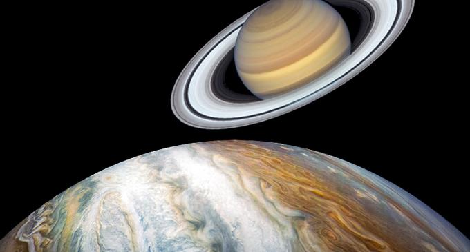 Jupiter, Saturn coming closer on Monday