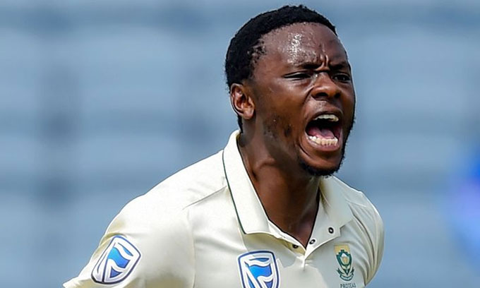 Kagiso Rabada has been called up to Proteas Test squad