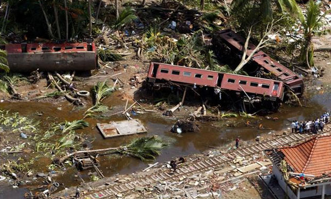 Deadly Boxing Day Tsunami : 16 Years on