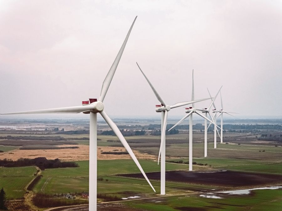 Sri Lanka's first State owned wind-power plant declared open
