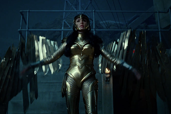 """Wonder Woman 1984"" set for UK PVOD"