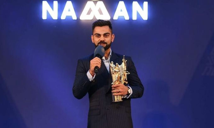 Virat Kohli crowned ICC male cricketer of the decade, also bags ODI award
