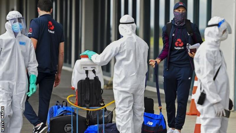 England players pass Covid-19 tests in Sri Lanka