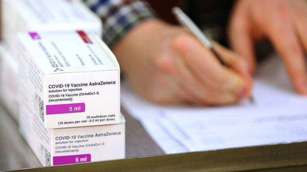UK first country to start Oxford vaccine rollout