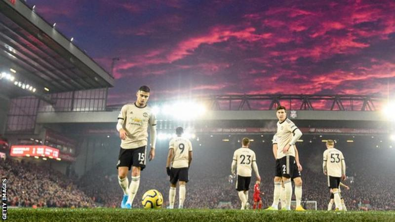 Liverpool draw gives Man Utd plenty to build on in title bid