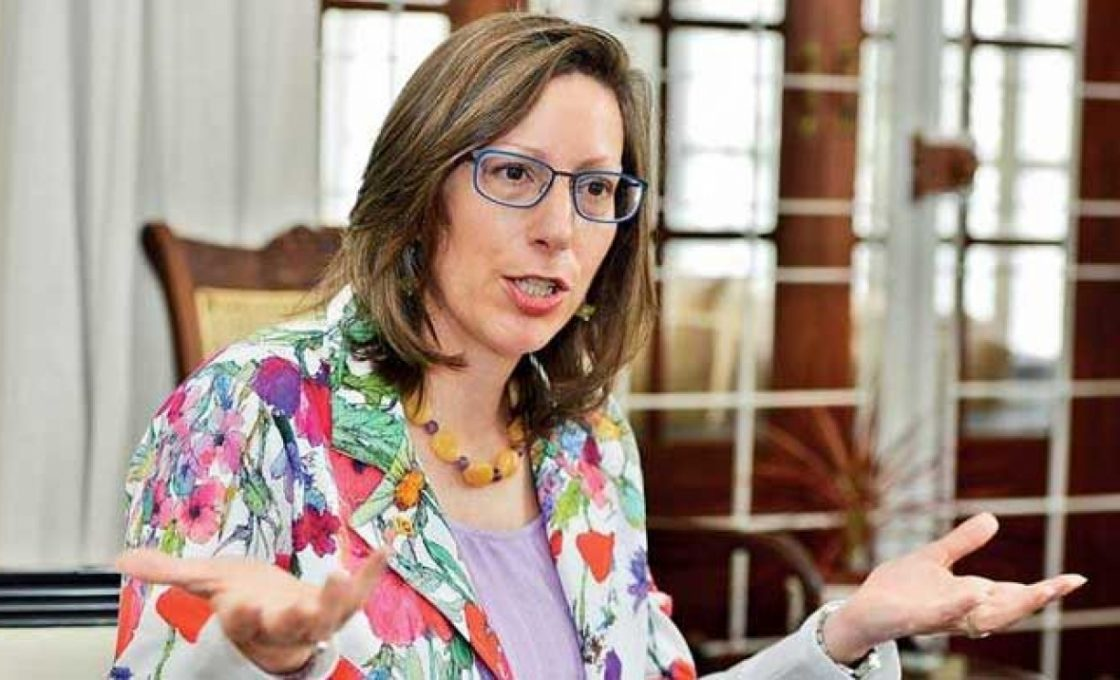 US Envoy to Sri Lanka disappointed with incidents in Washington