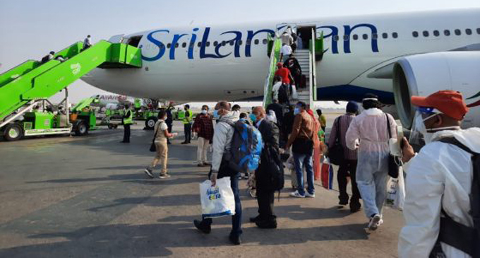 Entry requirements for Sri Lankans lifted