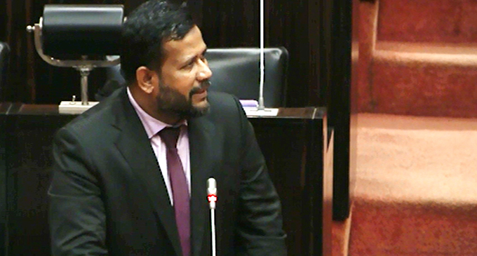 Rishad not brought to Parliament by CID [VIDEO]