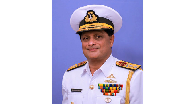 Chief of Navy Staff appointed