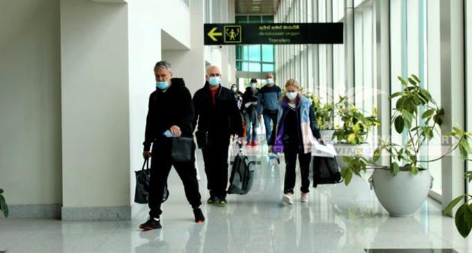 More Ukrainian tourists arrive in Sri Lanka