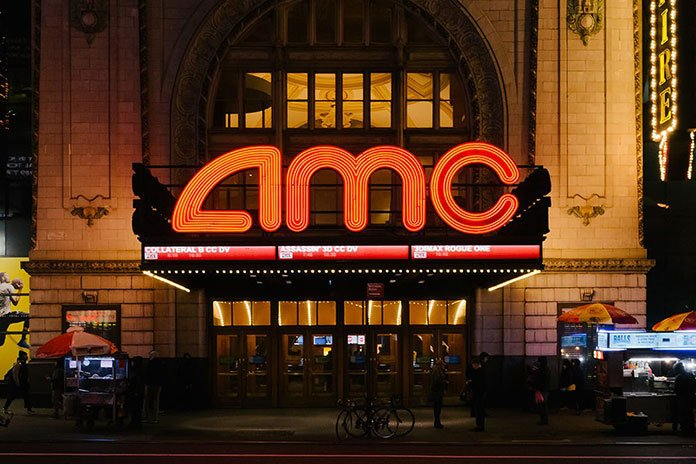 AMC sells more shares to stay solvent