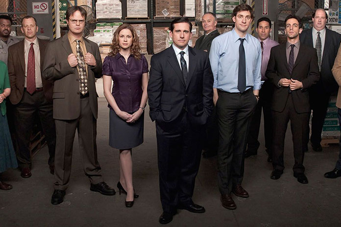 """The Office"" was 2020's most streamed"