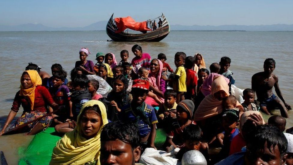 Fears mount for Rohingya refugees adrift at sea