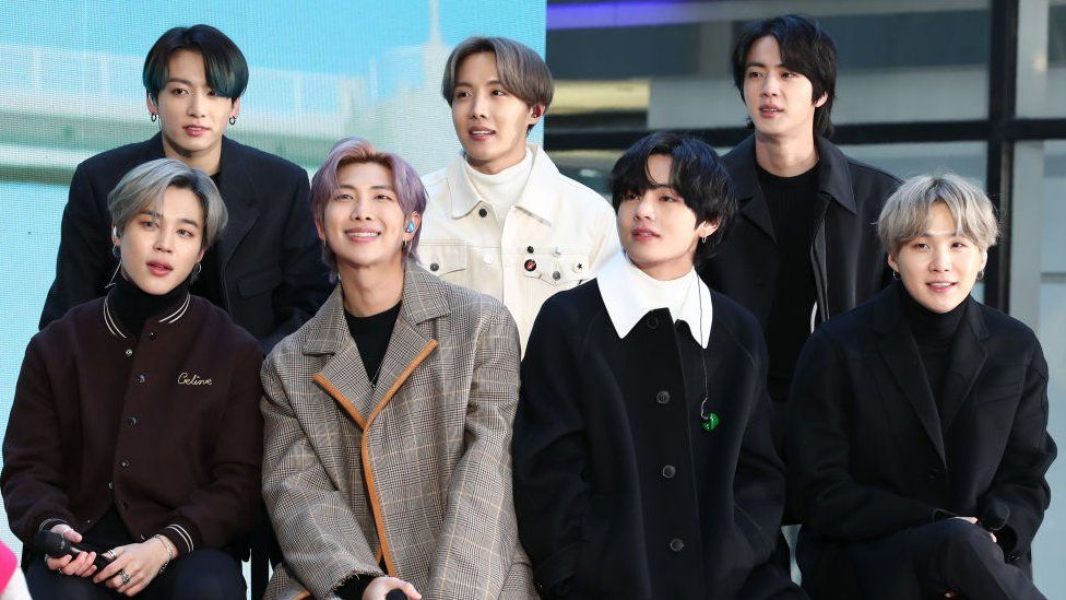 Radio Host apologises for comparing BTS to COVID