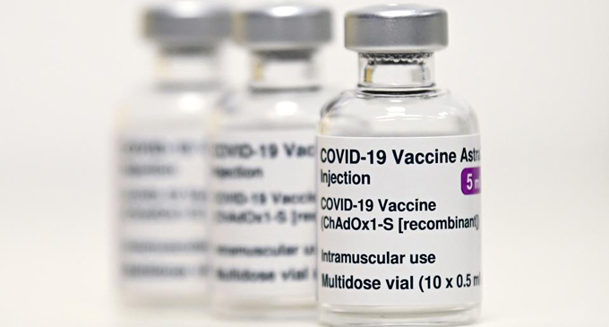 Second dose of COVID-vaccine from April 23