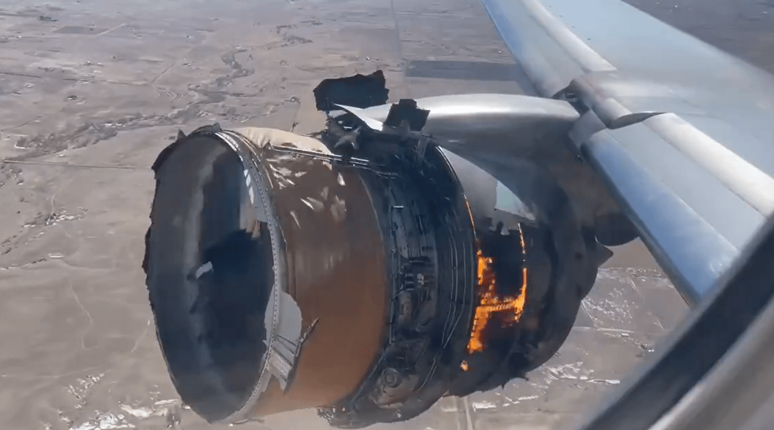 Airlines ground Boeing 777s after engine failure