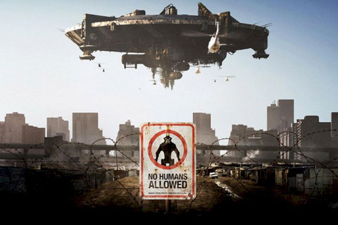 """""""District 9"""" sequel script in the works"""