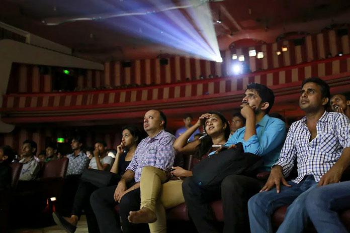 India allows cinemas at 100% capacity
